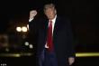 Video: Ông Trump rời Nhà Trắng