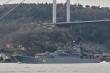 Căng thẳng với Ukraine, Nga điều loạt tàu chiến đến Biển Đen