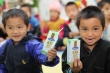 Vinamilk cùng Quỹ sữa Vươn cao Việt Nam chung tay vì trẻ em khó khăn Hà Giang