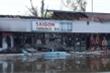 Nhà hàng Việt cháy rụi trong biểu tình ở Mỹ