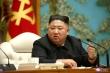 Ông Kim Jong-un dự duyệt binh Triều Tiên
