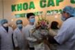 Video: Giây phút ba bệnh nhân từng nhiễm virus corona ở Vĩnh Phúc xuất viện