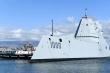 Tàu khu trục tàng hình trang bị tên lửa siêu thanh: Tương lai của Hải quân Mỹ?
