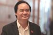 Bộ trưởng Phùng Xuân Nhạ: 'Tôi rất buồn khi có hiện tượng giáo viên vi phạm'