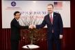 Đại sứ Mỹ lạc quan về hợp tác giáo dục Việt - Mỹ thời gian tới