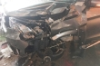 Ô tô 7 chỗ gây tai nạn liên hoàn, hai người bị thương nặng
