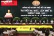 Ảnh: Phiên trù bị Đại hội Đảng bộ TP.HCM lần thứ XI nhiệm kỳ 2020-2025