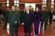 Ảnh: Tổng Bí thư, Chủ tịch nước dự Hội nghị Quân chính toàn quân