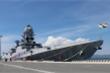 Tàu Hải quân Ấn Độ Ins Kiltan thăm Việt Nam