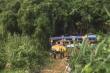Hiện trường xe khách lao xuống vực ở Kon Tum khiến 4 người chết