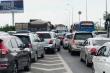 Cao tốc ở TP.HCM 'căng mình' đối phó nạn kẹt xe dịp Tết