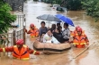 Vỡ đê sông Trường Giang ở Trung Quốc, gần 9.000 người phải sơ tán