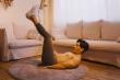 Bài tập 5 phút tạo cơ bụng 6 múi cho phái mạnh