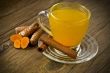 Uống trà nghệ giúp tăng cường miễn dịch và ngăn ngừa ung thư