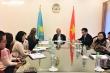 Việt Nam là cầu nối quan trọng thúc đẩy hợp tác giữa Kazakhstan-ASEAN