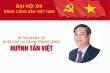 Infographic: Sự nghiệp Bí thư Đảng ủy Khối Các cơ quan Trung ương Huỳnh Tấn Việt