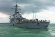 Chiến hạm Nga áp sát, 'đuổi' tàu khu trục Mỹ xâm phạm lãnh hải