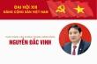 Infographic: Sự nghiệp Phó Chánh Văn phòng Trung ương Đảng Nguyễn Đắc Vinh