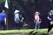 Bất chấp Chỉ thị 16 của Thủ tướng, sân golf Cửa Lò vẫn cho khách vào chơi