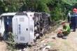 Lật xe khách, 15 người chết ở Quảng Bình: Nhiều nạn nhân là cán bộ cấp sở