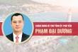 Infographic: Sự nghiệp Bí thư Tỉnh ủy Phú Yên Phạm Đại Dương