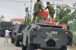 3 người chết, hàng trăm chiến sĩ, xe đặc chủng vào cứu nạn vụ sạt lở thủy điện