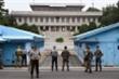 Yonhap: Chốt an ninh ở khu phi quân sự trúng đạn từ Triều Tiên, Hàn Quốc bắn trả