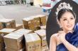 Thu giữ kho hàng lậu của Hoa hậu Nguyễn Thị Thu Thảo