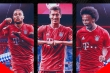 Bayern đang sở hữu hàng công khủng khiếp nhất thế giới?
