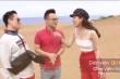 Việt Anh cùng Quỳnh Nga hào hứng tham gia 'Phiêu lưu cùng Gulliver'