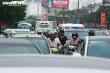 Ảnh: Hà Nội, TP.HCM kẹt xe tứ bề trong sáng ngày đầu nghỉ lễ