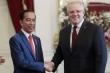 Australia và Indonesia phản đối hành vi quân sự hóa trên Biển Đông