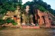 Lạc Sơn Đại Phật, pho tượng Phật khắc trong núi đá lớn nhất thế giới