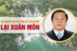 Infographic: Sự nghiệp Bí thư Tỉnh ủy Cao Bằng Lại Xuân Môn