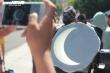 Người Hà Nội bất chấp nắng nóng, kéo nhau đi xem nhật thực hiếm có