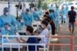 Số ca mắc COVID-19 tại Campuchia vẫn tiếp tục tăng 'thẳng đứng'