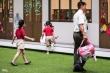 Phụ huynh bức xúc vì trường quốc tế Việt Úc thu 100% học phí