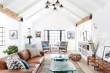 Trang trí nhà theo phong cách Bắc Âu: Xu hướng thiết kế nội thất 'thống trị' năm 2018