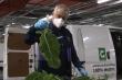 Mourinho đeo khẩu trang đi đưa rau: 'Tôi nhớ bóng đá'