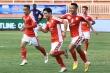 Trực tiếp Siêu Cup Quốc gia TPHCM 1-2 Hà Nội FC: Omar đưa Hà Nội FC vượt lên