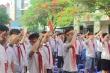 Học sinh Hà Nội khai giảng không quá 45 phút tại sân trường