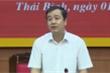 Ba lãnh đạo Tỉnh ủy Thái Bình tái ứng cử Ban Chấp hành Đảng bộ khóa XX là ai?