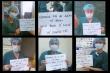 Dân mạng hưởng ứng thông điệp: 'Chúng tôi đi làm vì bạn, xin bạn ở nhà vì chúng tôi'