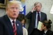 Bế tắc vấn đề Triều Tiên, Tổng thống Trump chỉ trích cựu cố vấn Bolton