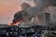 Nhân chứng kể khoảnh khắc như tận thế trong vụ nổ xé toạc thủ đô của Lebanon