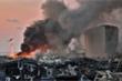 TRỰC TIẾP: Hiện trường vụ nổ kinh hoàng ở thủ đô của Lebanon