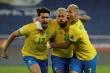Neymar kiến tạo đẳng cấp, Brazil vào bán kết Copa America