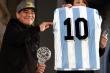 HLV Villas-Boas: 'FIFA nên treo áo số 10 ở mọi CLB để tưởng nhớ Maradona'