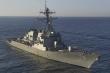 Mỹ điều khu trục hạm USS Porter đến Biển Đen, chuẩn bị tập trận 'Gió biển 2020'