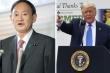 Lần đầu điện đàm với ông Trump, Thủ tướng Nhật Yoshihide Suga nói gì?